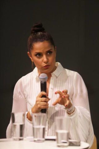 Sara El Raddaf von La Biosthétique