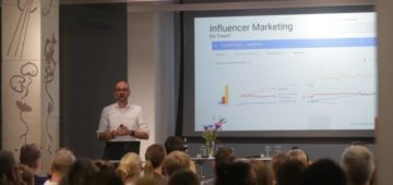 Christian Benkner über Influencer Marketing