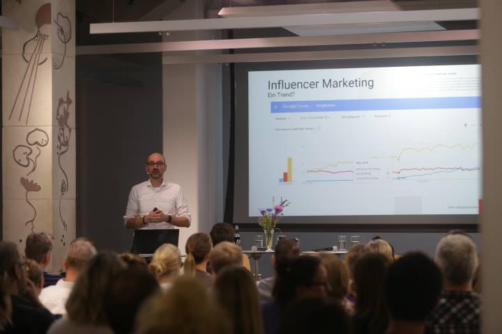 Christian Benkner über Influencer Marketing