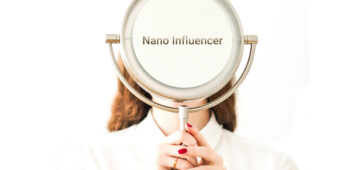 Titelbild zum Blogartikel über Nano Influencer